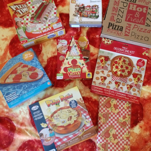 BabyQuip - Baby Equipment Rentals - PIZZA PLAY PACK - PIZZA PLAY PACK -
