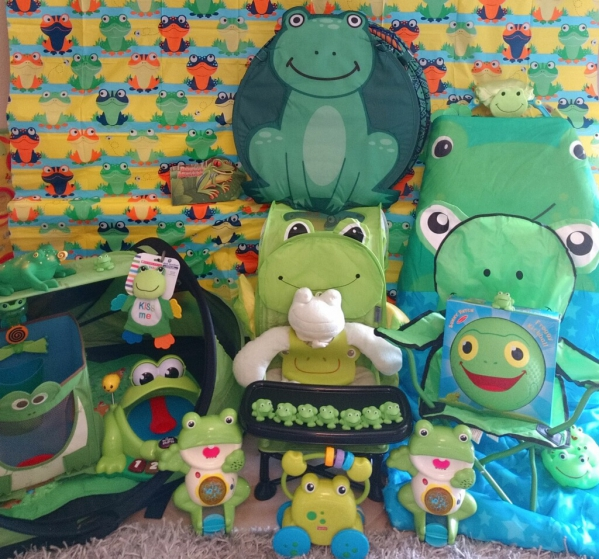 BabyQuip Baby Equipment Rentals - FROG PLAY PACK - MJ Beavon - Apollo Beach, FL