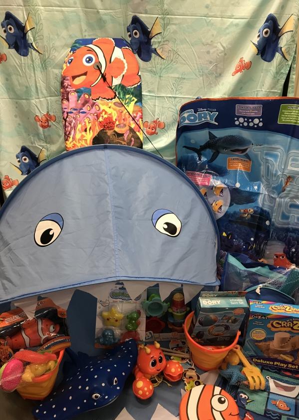 BabyQuip - Baby Equipment Rentals - OCEAN PLAY PACK - OCEAN PLAY PACK -