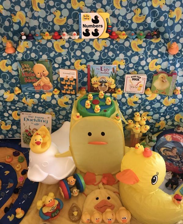 BabyQuip - Baby Equipment Rentals - DUCK PLAY PACK - DUCK PLAY PACK -