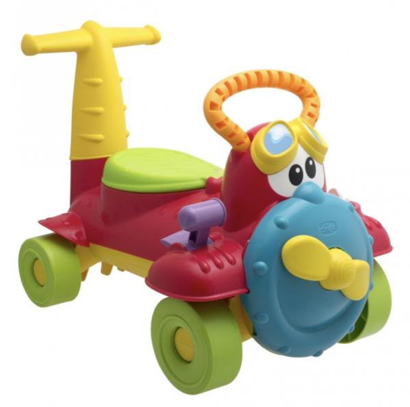BabyQuip - Baby Equipment Rentals - PUSH N RIDE AIRPLANE - PUSH N RIDE AIRPLANE -
