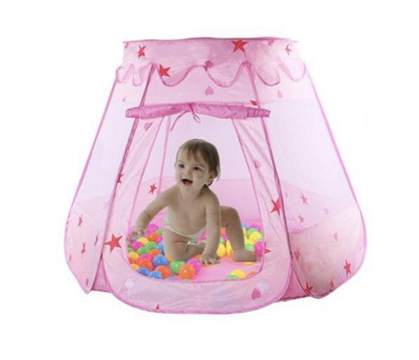 BabyQuip - Baby Equipment Rentals - PINK BALL PIT - PINK BALL PIT -