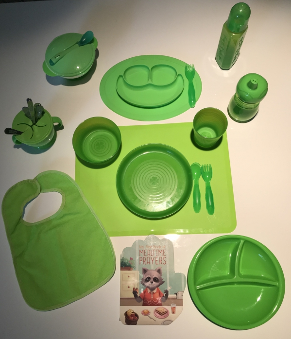 BabyQuip - Baby Equipment Rentals - Mealtime Set - Mealtime Set -