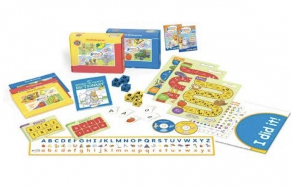 HOOKED ON PHONICS PLAYPACK