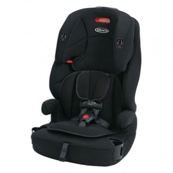 BabyQuip - Baby Equipment Rentals - Harness Booster Car Seat (No Installation) - Harness Booster Car Seat (No Installation) -