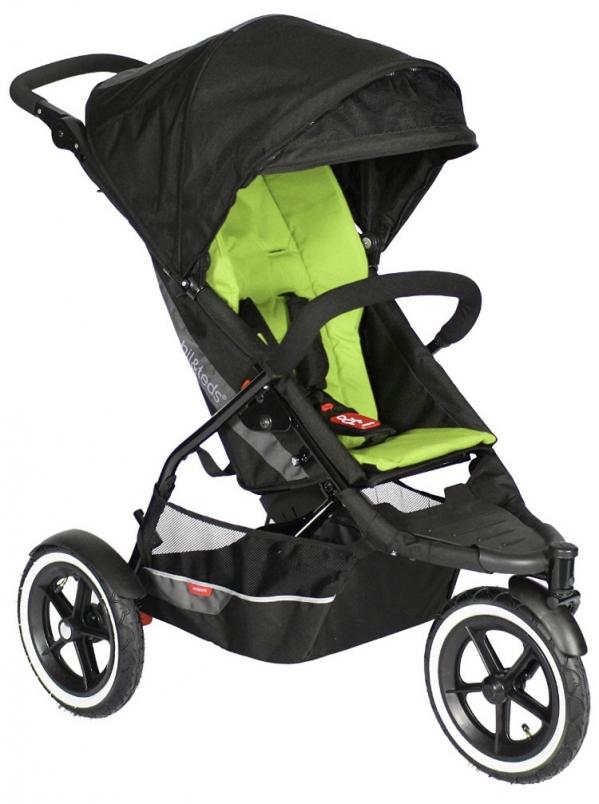 BabyQuip - Baby Equipment Rentals - Phil & Teds Explorer Stroller (single)  - Phil & Teds Explorer Stroller (single)  -
