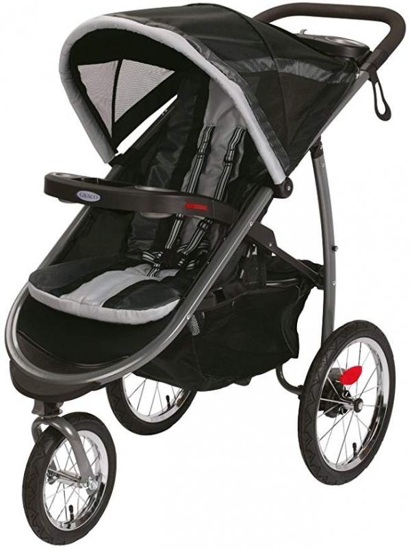 BabyQuip Baby Equipment Rentals - Jogger Stroller - Janine and Andrea - Jersey Shore, NJ