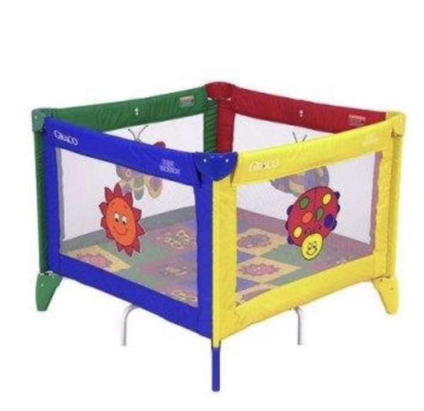 BabyQuip - Baby Equipment Rentals - Pack & Play Play Yard - Pack & Play Play Yard -