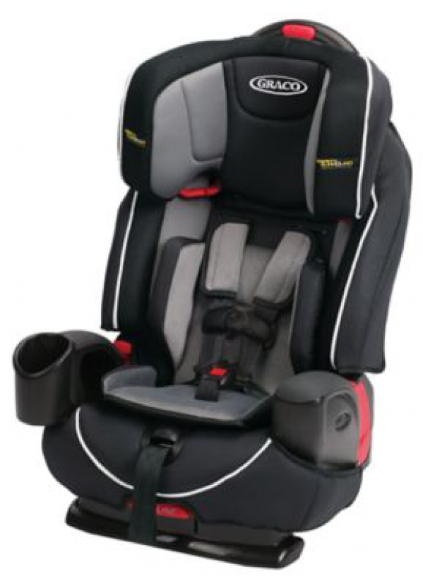 BabyQuip - Baby Equipment Rentals - Graco® Nautilus Harness Booster Car Seat - Graco® Nautilus Harness Booster Car Seat -