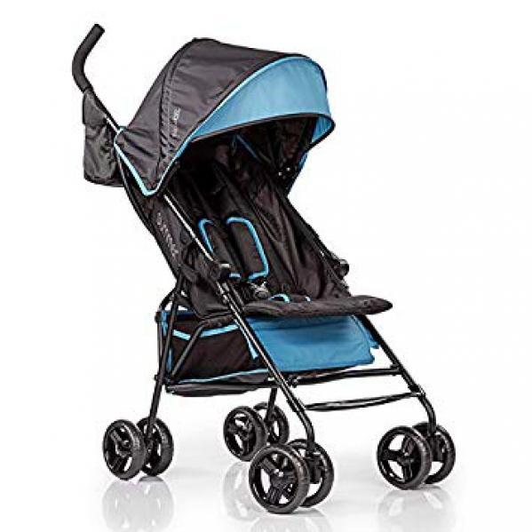 BabyQuip Baby Equipment Rentals - Umbrella Stroller - April Domingo - Anaheim Hills, CA