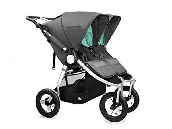 BabyQuip - Baby Equipment Rentals - Bumbleride Indie Twin Stroller (Premium) - Bumbleride Indie Twin Stroller (Premium) -