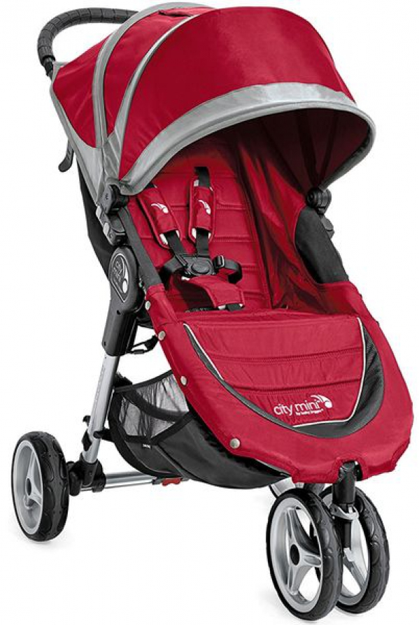 BabyQuip - Baby Equipment Rentals - City Mini Single Stroller - City Mini Single Stroller -