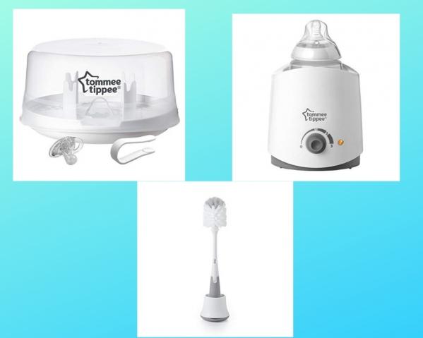 BabyQuip - Baby Equipment Rentals - Bottle Essentials Package - Bottle Essentials Package -
