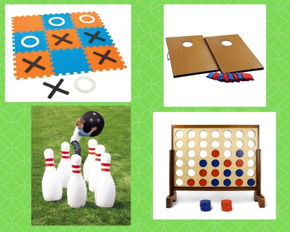 BabyQuip - Baby Equipment Rentals - Lawn Games Package - Lawn Games Package -