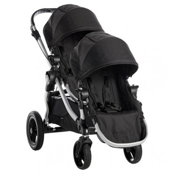 BabyQuip - Baby Equipment Rentals - Baby Jogger City Select - Double Stroller  - Baby Jogger City Select - Double Stroller  -