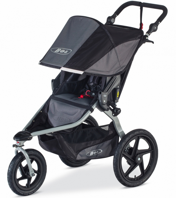 BabyQuip - Baby Equipment Rentals - Bob Revolution High-End Jogger Stroller - Bob Revolution High-End Jogger Stroller -