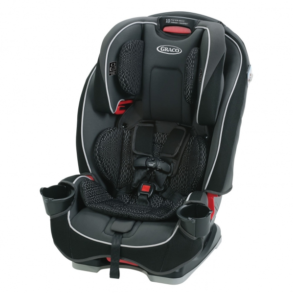 BabyQuip - Baby Equipment Rentals - Graco SlimFit All In One Convertible Car Seat - Graco SlimFit All In One Convertible Car Seat -