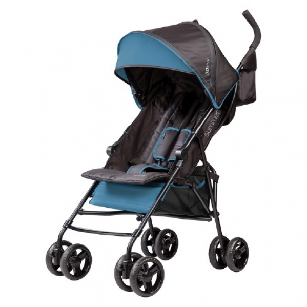 BabyQuip - Baby Equipment Rentals - Lightweight Convenience Stroller - Lightweight Convenience Stroller -