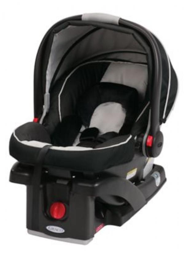 BabyQuip - Baby Equipment Rentals - Graco SnugRide Click Connect 35 Infant Car Seat - Graco SnugRide Click Connect 35 Infant Car Seat -