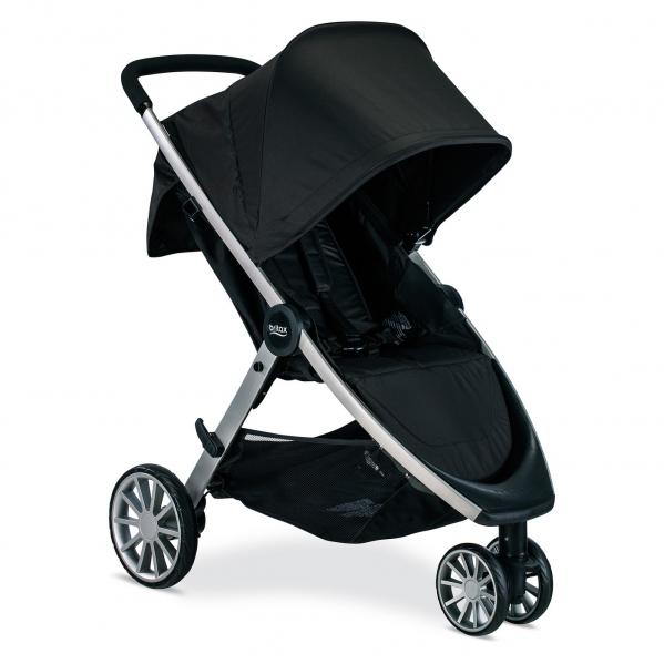 BabyQuip - Baby Equipment Rentals - Stroller - Britax B-Lively - Stroller - Britax B-Lively -