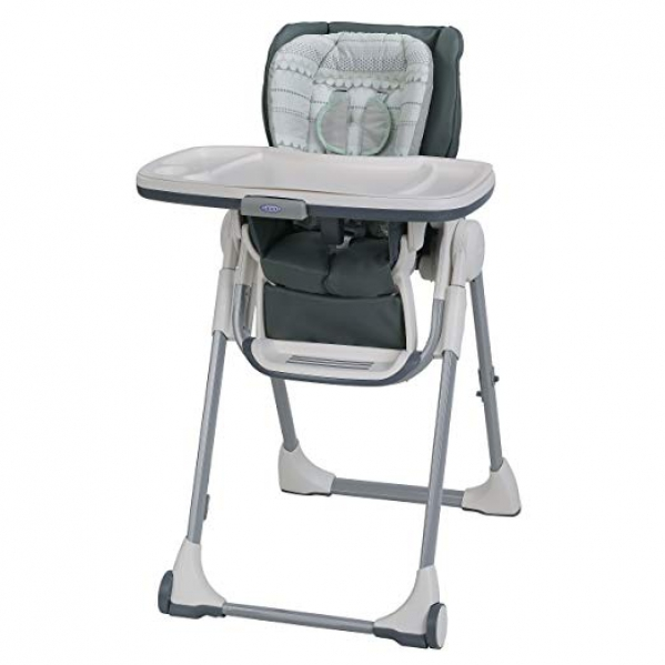 BabyQuip - Baby Equipment Rentals - High chair: Graco Swift Fold - High chair: Graco Swift Fold -
