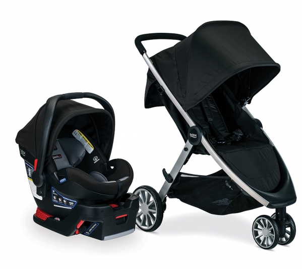 BabyQuip - Baby Equipment Rentals - Britax Travel System - Britax Travel System -