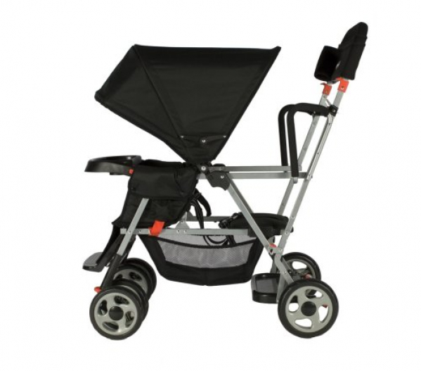 BabyQuip - Baby Equipment Rentals - Joovy Caboose Ultralight | Sit and Stand Style  - Joovy Caboose Ultralight | Sit and Stand Style  -