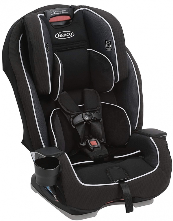 All In One Convertible Car Seat