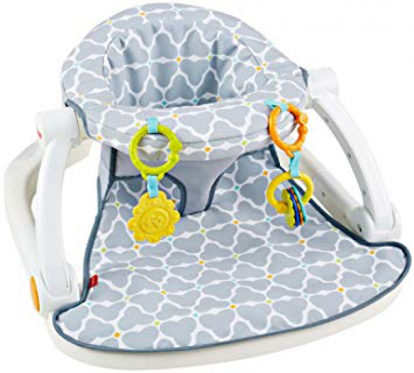 BabyQuip - Baby Equipment Rentals - Fisher Price Sit Me Up Floor Seat - Fisher Price Sit Me Up Floor Seat -