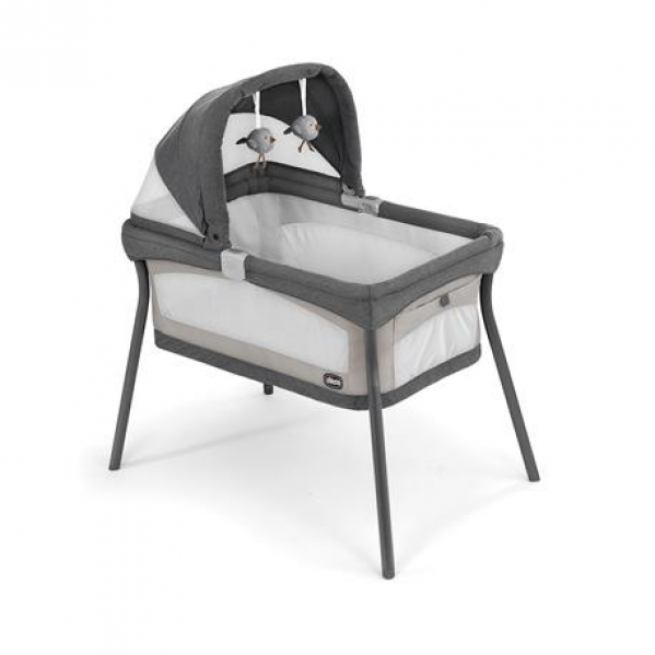 BabyQuip - Baby Equipment Rentals - Chicco LullaGo Portable Bassinet - Chicco LullaGo Portable Bassinet -