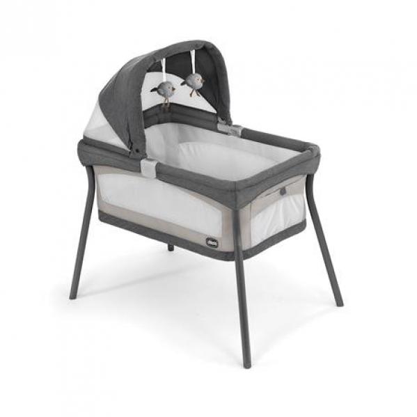 BabyQuip - Baby Equipment Rentals - Chicco LullaGo Portable Bassinet - Chicco LullaGo Portable Bassinet -