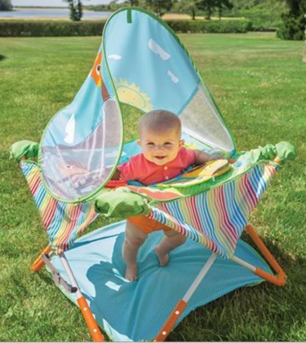 BabyQuip - Baby Equipment Rentals - Portable Baby Jumper - Portable Baby Jumper -