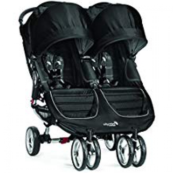 BabyQuip - Baby Equipment Rentals - Baby Jogger City Mini Double Stroller  - Baby Jogger City Mini Double Stroller  -