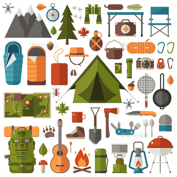 BabyQuip - Baby Equipment Rentals - Camping Bundle For The Whole Family! - Camping Bundle For The Whole Family! -