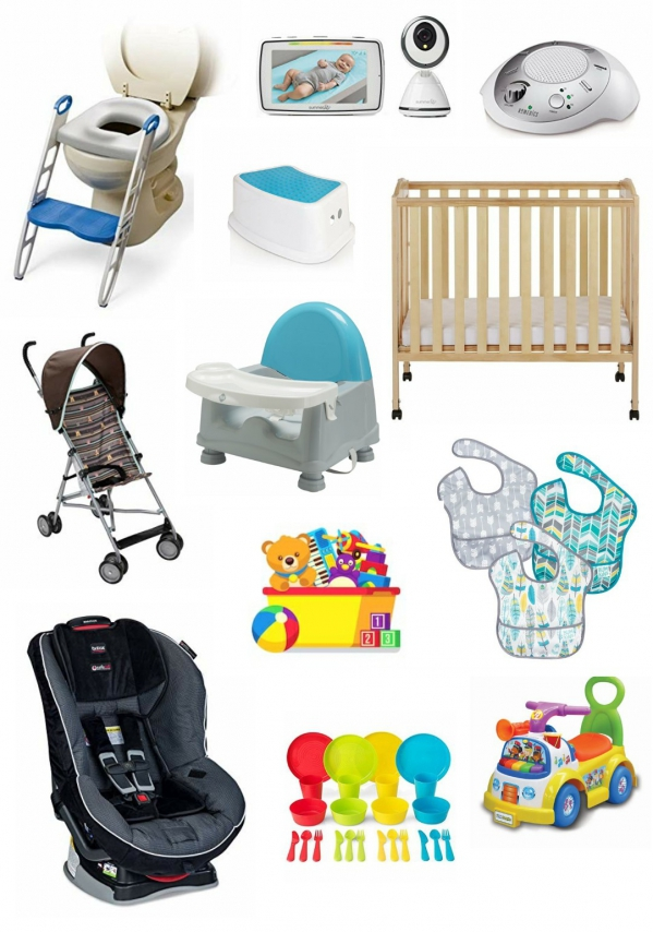 BabyQuip - Baby Equipment Rentals - Happiest Toddler Package - Happiest Toddler Package -