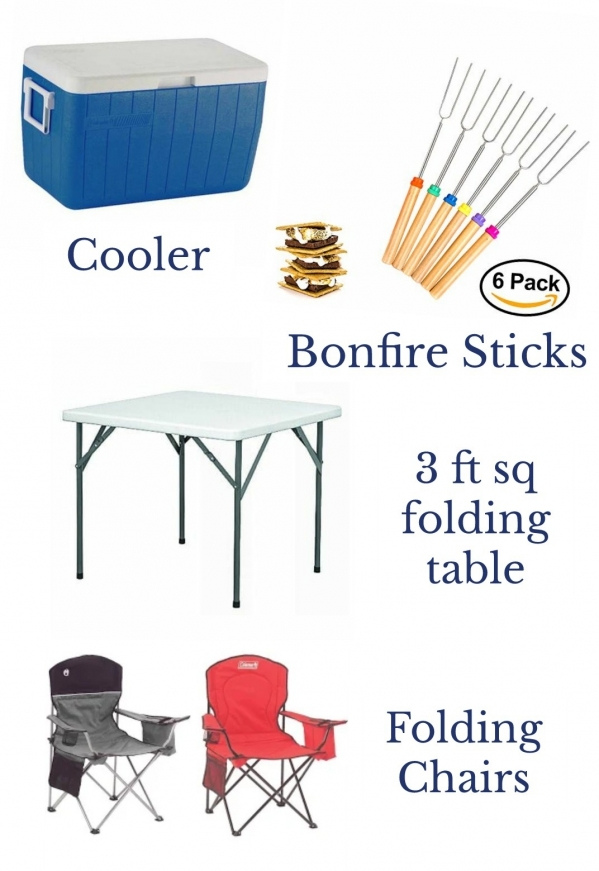 BabyQuip - Baby Equipment Rentals - Bonfire Package - Bonfire Package -