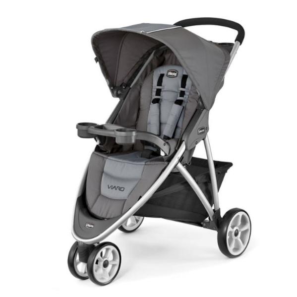 BabyQuip - Baby Equipment Rentals - Chicco Viaro Stroller - Chicco Viaro Stroller -