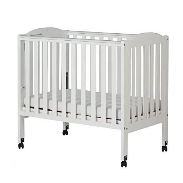BabyQuip - Baby Equipment Rentals - Dream on Me Space-Saver Crib - Dream on Me Space-Saver Crib -
