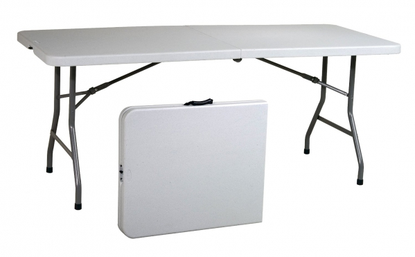 BabyQuip - Baby Equipment Rentals - 6 Foot Folding Table - 6 Foot Folding Table -