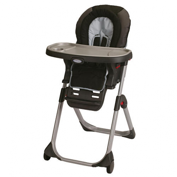 BabyQuip - Baby Equipment Rentals - Graco DuoDiner LX 3 In 1 Convertible High Chair - Graco DuoDiner LX 3 In 1 Convertible High Chair -