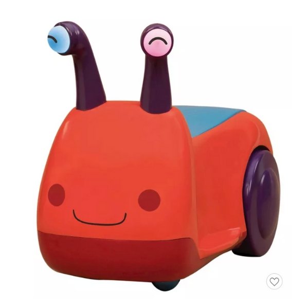 Ride-on Buggly Wuggly Snail Ride On