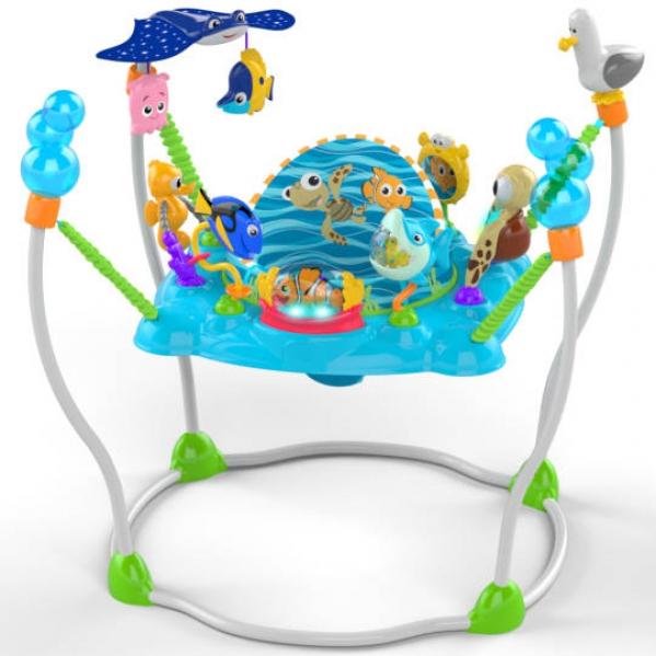 BabyQuip - Baby Equipment Rentals - Disney baby finding nemo Jumperoo - Disney baby finding nemo Jumperoo -