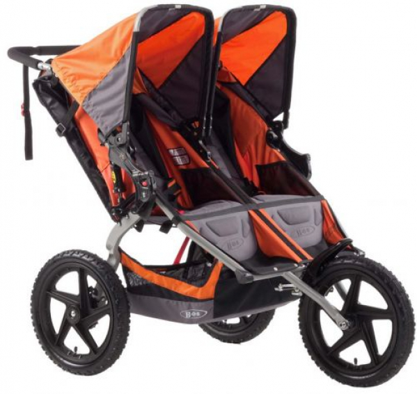 BabyQuip - Baby Equipment Rentals - BOB Revolution Duallie (double) - BOB Revolution Duallie (double) -