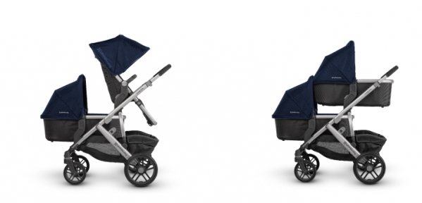 BabyQuip - Baby Equipment Rentals - UppaBaby Vista Extra Seat - UppaBaby Vista Extra Seat -