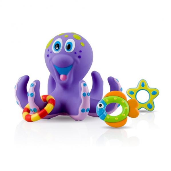 BabyQuip Baby Equipment Rentals - Bath Toy Package - Cat George - Wilsonville, OR