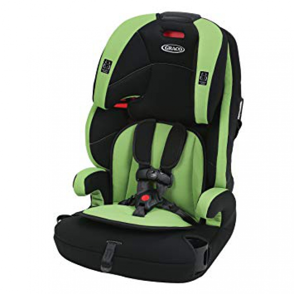 BabyQuip Baby Equipment Rentals - Harness Booster Car Seat - Cat George - Wilsonville, OR