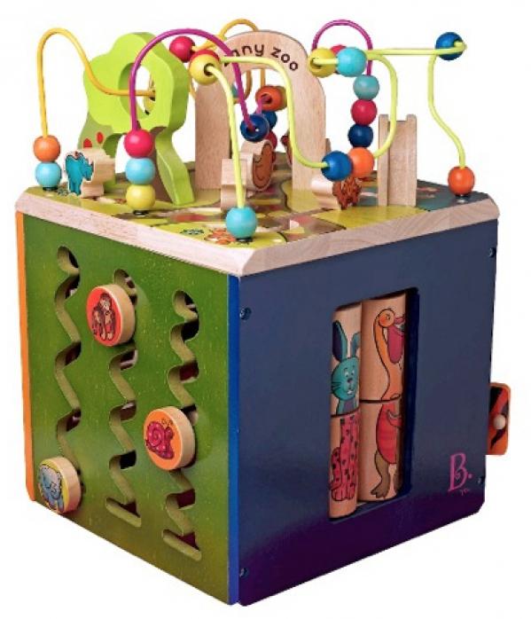 BabyQuip - Baby Equipment Rentals - Activity Cube - Activity Cube -