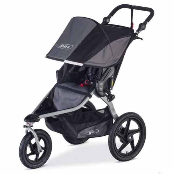 BabyQuip Baby Equipment Rentals - BOB Stroller - Cat George - Wilsonville, OR
