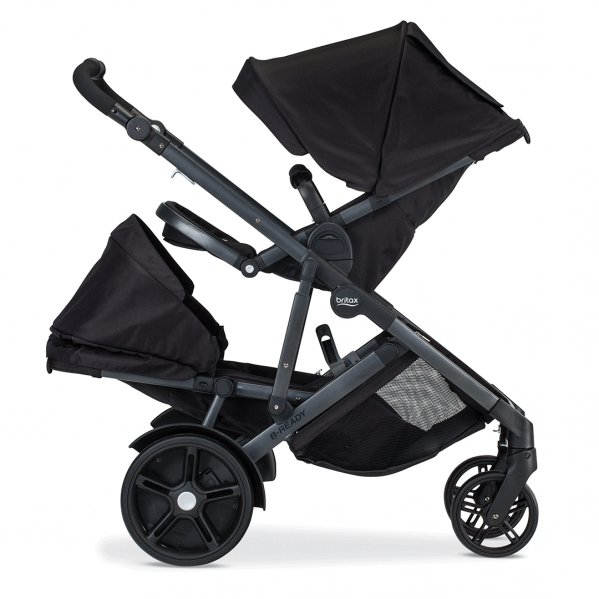 BabyQuip - Baby Equipment Rentals - Convertible Stroller - Convertible Stroller -