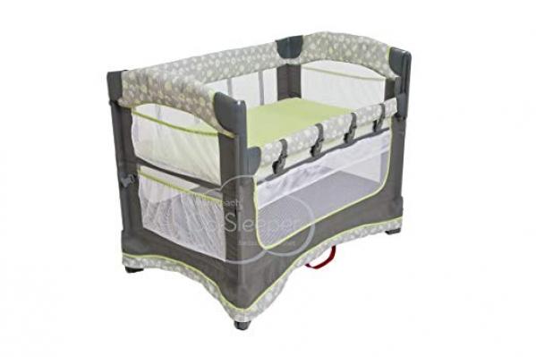 BabyQuip - Baby Equipment Rentals - Sidecar Bassinet - Sidecar Bassinet -